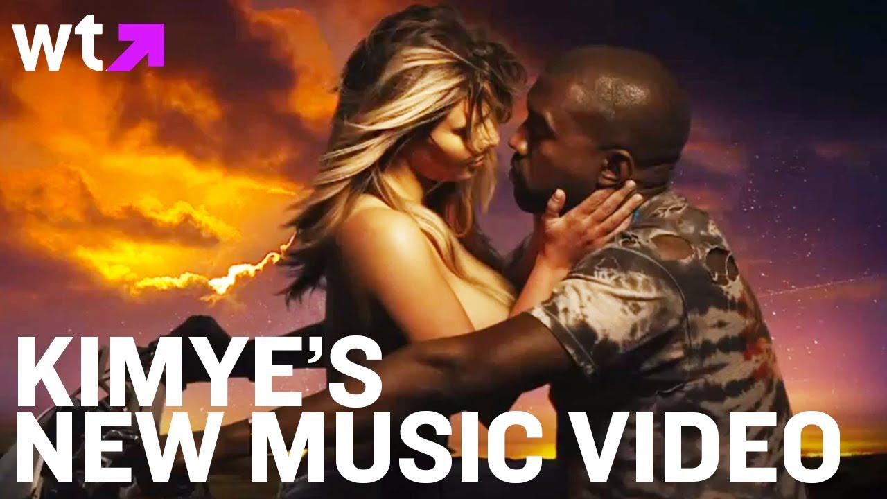 Kim Kardashian Kanye West Bound 2 Music Video What S Trending Now Http Afarcryfromsunset Kanye West Music Video Music Videos Kim Kardashian Kanye West
