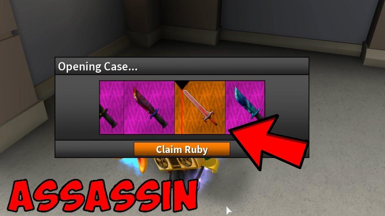 Assassin Roblox Knife Values List Exotics Codes For Roblox