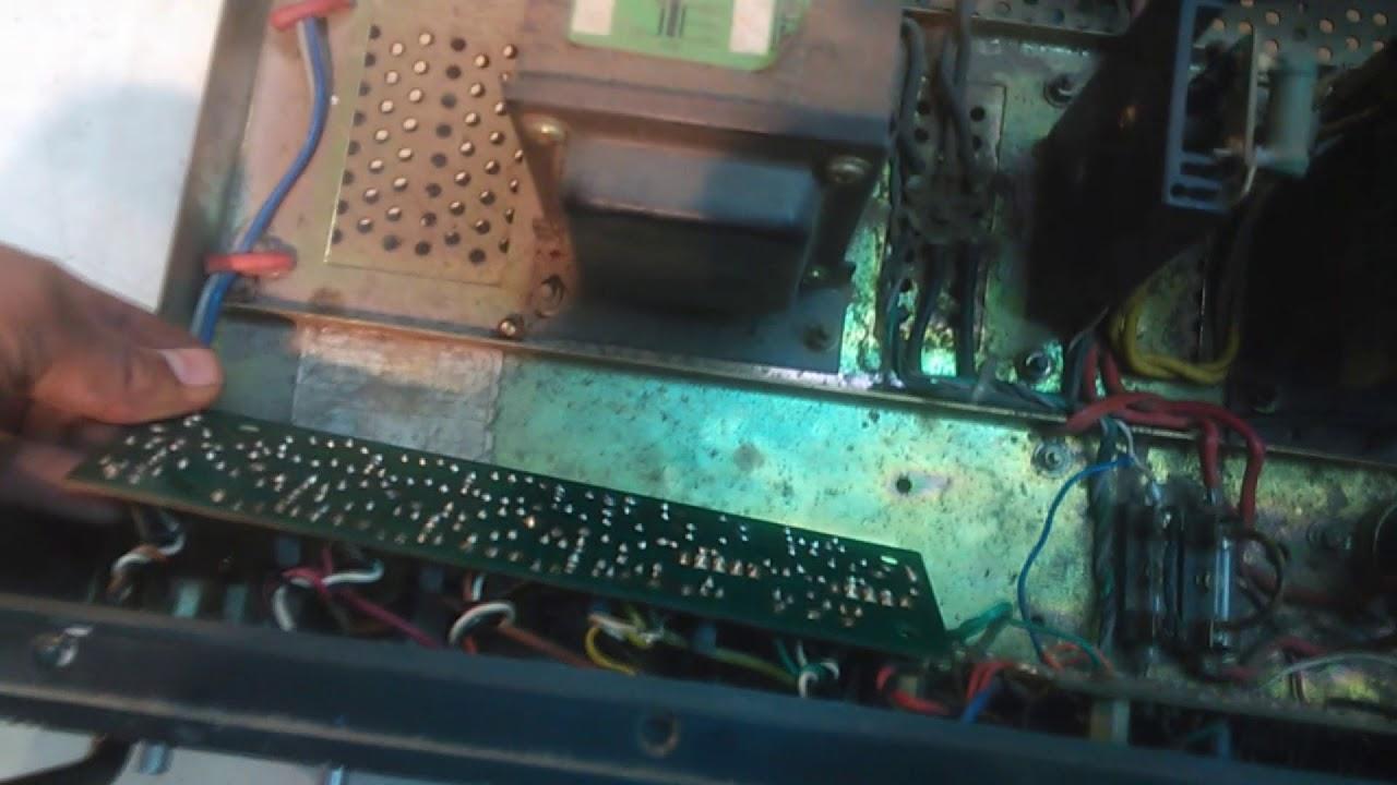 Amplifier Ahuja 125 Diagram Youtube Class A Power Circuit
