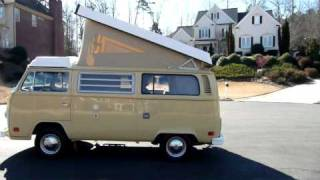 1978 Volkswagen Westfalia  BUS walk around