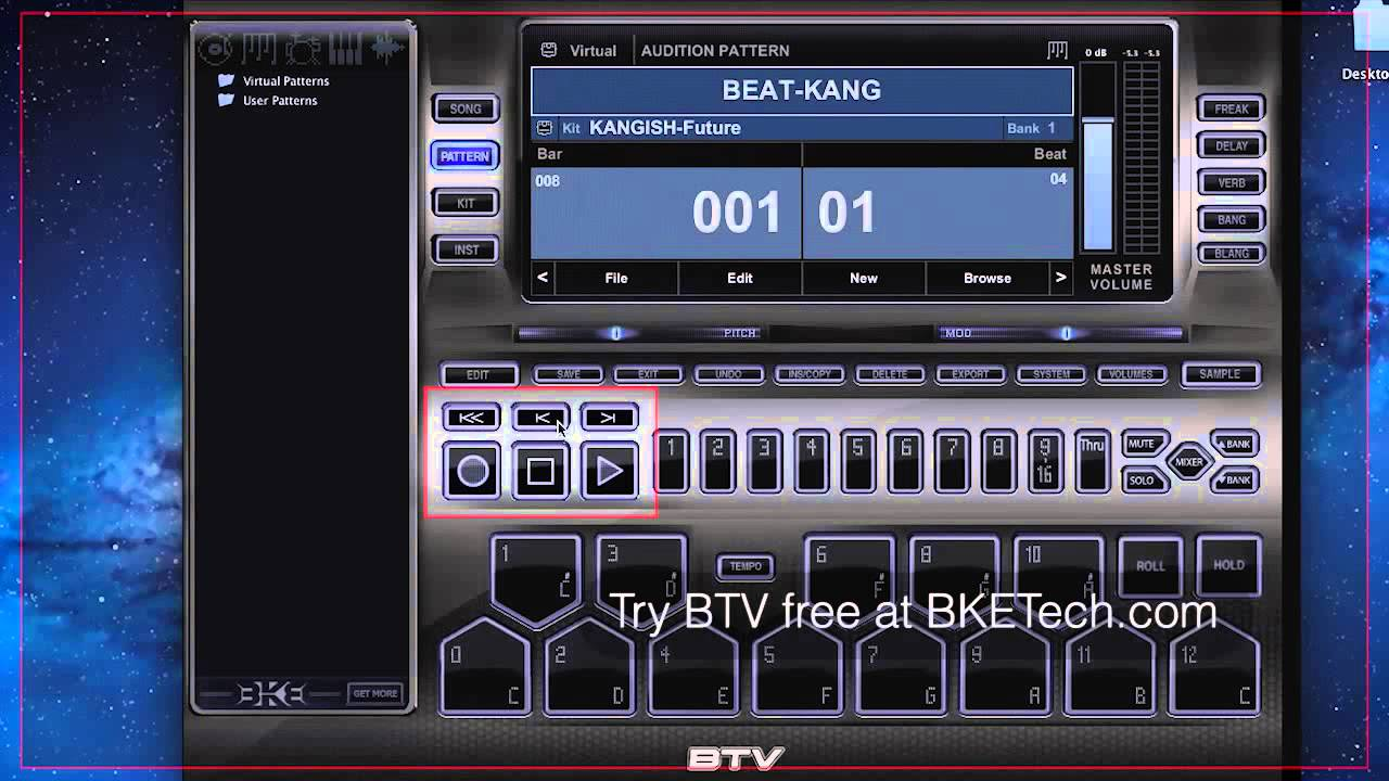 virtual drum machine software for mac and windows youtube