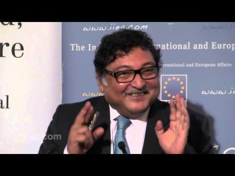 Sugata Mitra Keynote - The Future of Learning - 21 October 2013