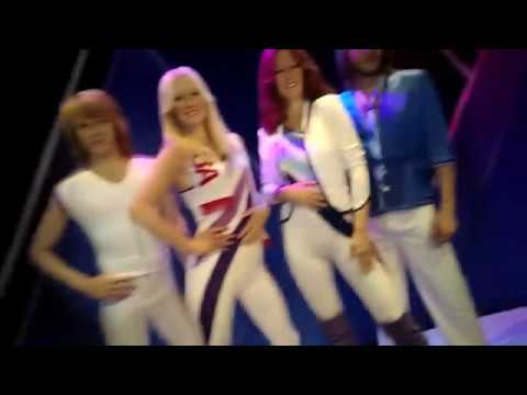 The ABBA Museum Stockholm FULL VIDEO TOUR