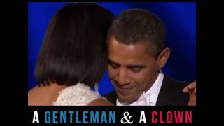 Obama vs Trump, who is a real gentleman