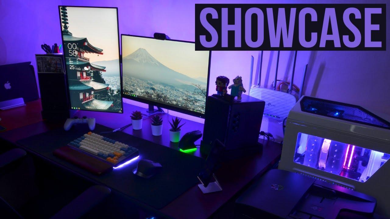 Setup Showcase - Thank You!