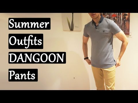 Ted Baker, SANDRO Summer 2019 Casual Outfits For Men | DANGOON Pants 5
