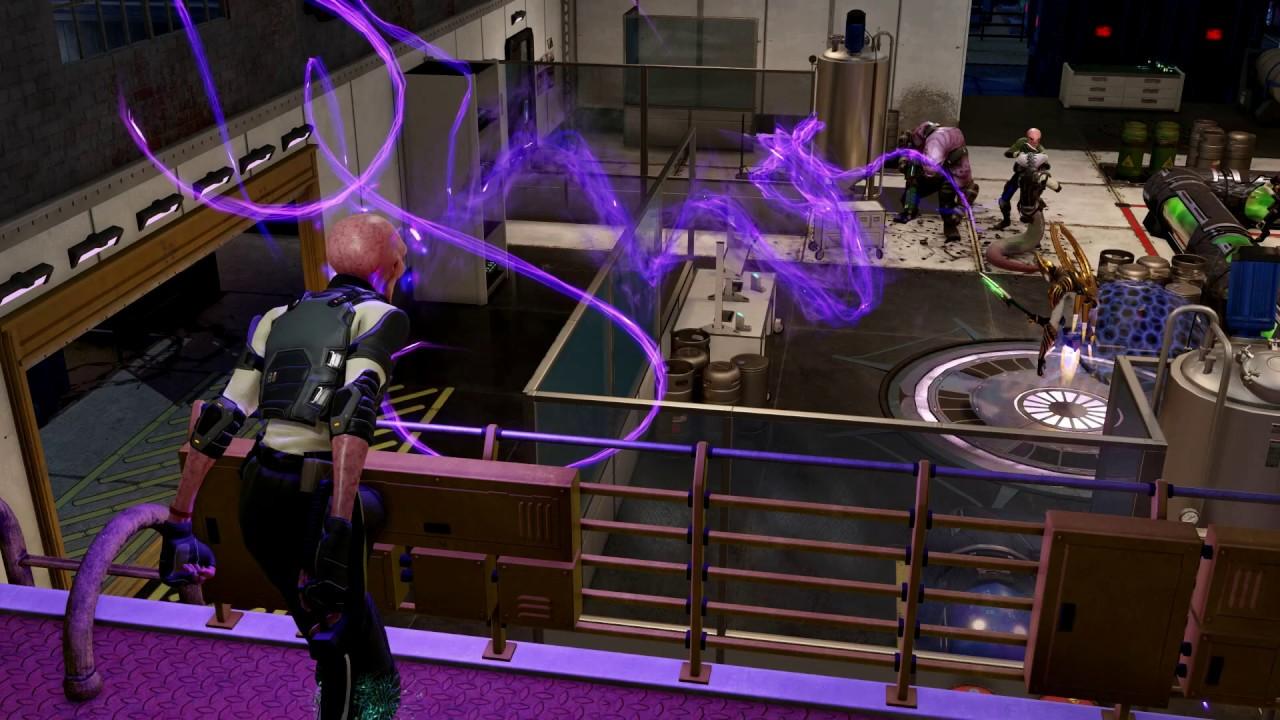 XCOM Chimera Squad OST - Tactical Assault