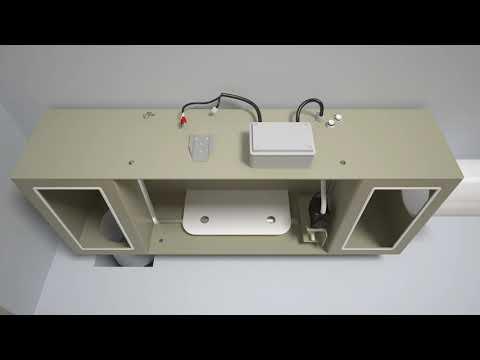 Канальный увлажнитель Fanline PRO 4805K