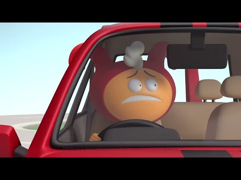 AstroLOLogy | Driving Scared | Chapter: Cat-Astrophe | Compilation | Cartoons for Kids