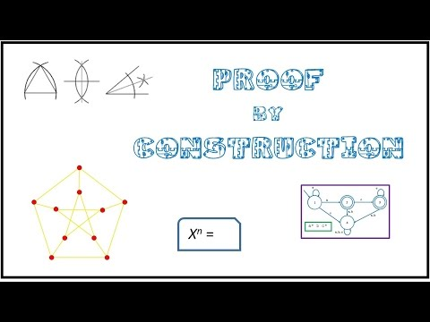 Proof by Construction