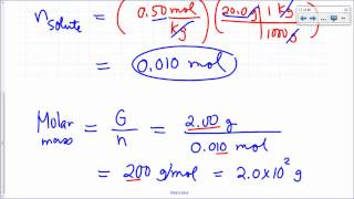 General Chemistry Lecture: Properties of Solutions Part 1