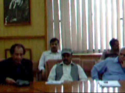 "Dr. Rawish Nadeem, Sukhanwar Pakistan K Zar-e-Ahtmaam, ""Khab-e-Digar"" Ki Taqreeb-e-Pazirae"