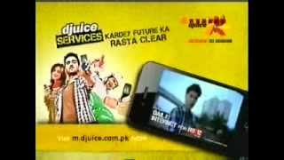 Djuice Services Kardey Future Ka Rasta Clear (Shehzad Roy - Boys & Girl) 7 Sec