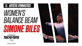 SIMONE BILES | Women's Balance Beam - Highlights