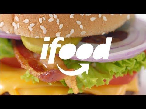 iFood  Pra quauer fome