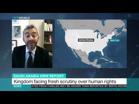 New Human Rights Watch report on Saudi Arabia