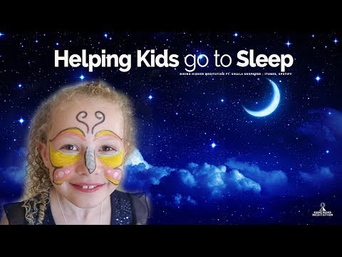 KIDS SLEEP Bedtime Meditation from a friend :) with 9Hrs of Relaxing, Calming Music.