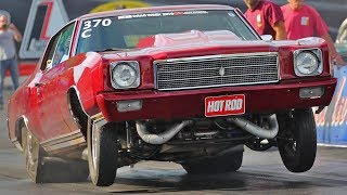 REPLAY: Day 4 - HOT ROD Drag Week 2017 from Great Lakes Dragway