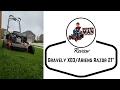 """Gravely XD3/ Ariens Razor 21"""" Review"""