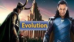 Avengers 3 Infinity War - Die Entwicklung von Loki
