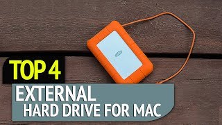 TOP 4: External Hard drive for Mac 2018