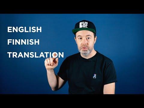WEIRD Finnish Translations
