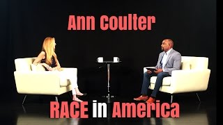 Ann Coulter to Liberal Blacks: FORGIVE White America (Excerpt 1 of 3)