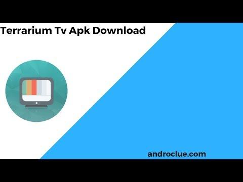 Terrarium TV Apk Download Latest Version 1 9 10 for Android