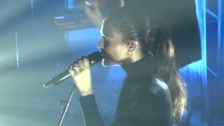 """Sweetest Song"" Live by Jessie Ware at Brooklyn Masonic Temple, NYC 10/28/14"