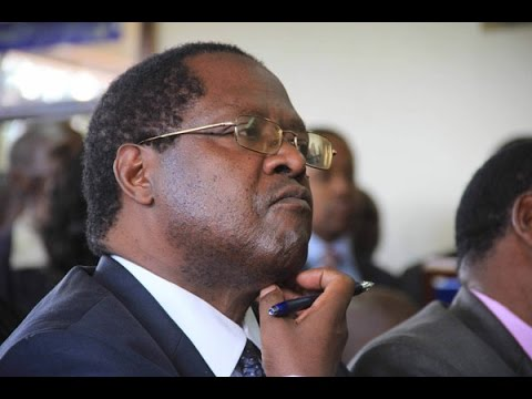 Governor Martin Wambora issues sack notice on striking doctors