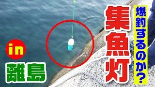 離島で集魚灯!大漁秘策で尺メバルを追え!きなスンコンビ離島編#2 thumbnail