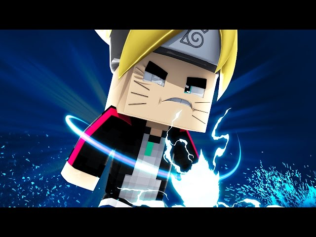 Minecraft: BORUTO - O BYAKUGAN DE BORUTO DESPERTOU #12
