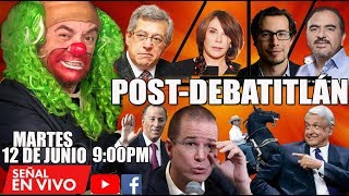 POST-DEBATITLÁN DEL TERCER DEBATE