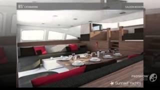 Sunreef 85 Power Power boat, Catamaran
