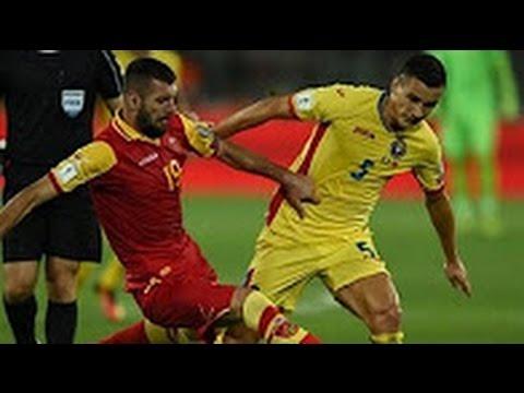 Romania vs Montenegro  1-1 All Goals & Highlights 04/09/2016