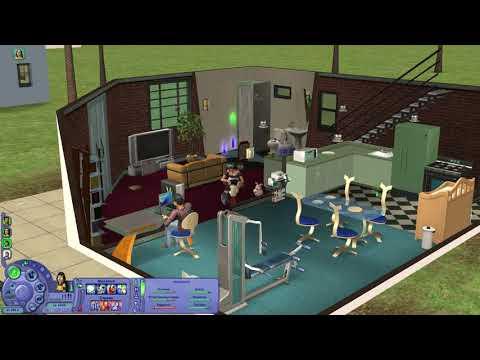 The Sims 2 #31 Семья Лотарио