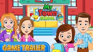 My Town : School - NEW Trailer