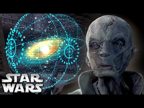 Supreme Leader Snoke is from Another Galaxy? New Information from Aftermath: Empire