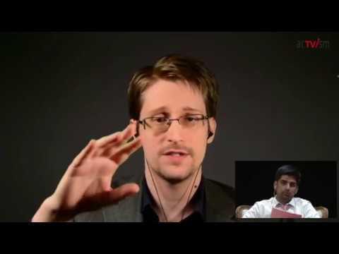 Edward Snowden - Weshalb wir uns wehren müssen