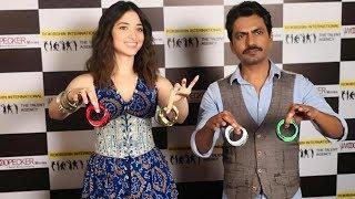 Nawazuddin Siddiqui & Tamanna Bhatia | Movie Bole Chudiya | Press Meet