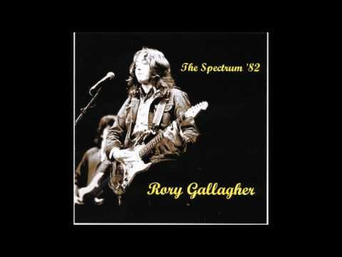 Rory Gallagher - Montreal 1982