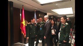 Bắt tay với Việt Nam tướng Mỹ tiết lộ điều này khiến Tập Cận Bình giận tím mặt