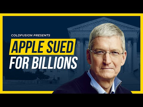 Apple is Being Sued for Billions – Tech Could Change Forever