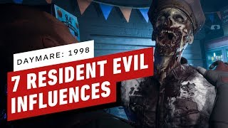 7 Resident Evil Influences We've Found In Daymare: 1998