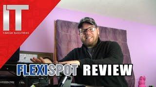 Ergotron vs FlexiSpot Sit Stand Desk Review