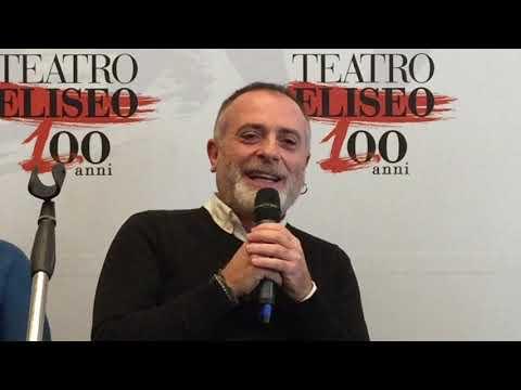 Melchionna e Arena presentano Miseria e Nobiltà al teatro Eliseo di Roma