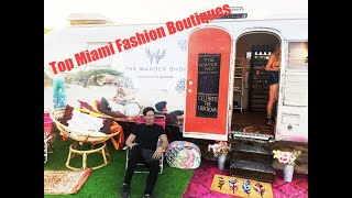 Best Fashion Boutiques in Miami