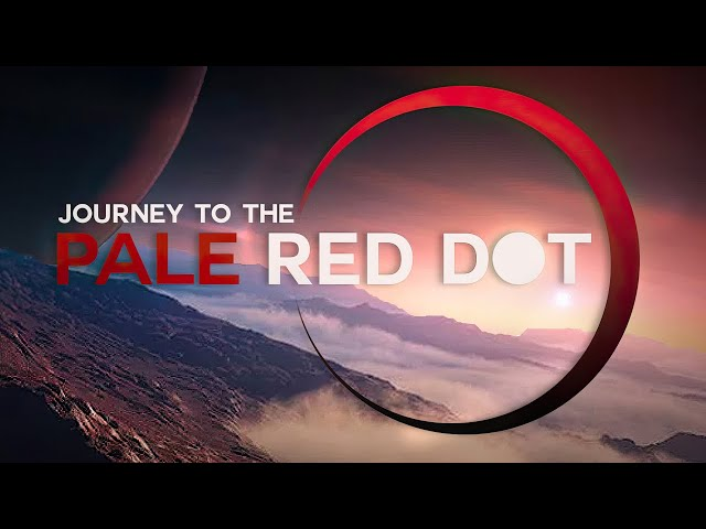 Journey to the Pale Red Dot - 4k