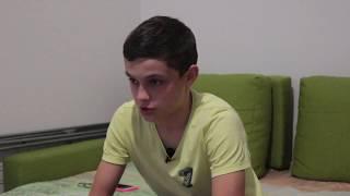 Тимур - внук Ильмира Имаева