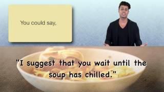 Everyday Grammar: Subjunctive
